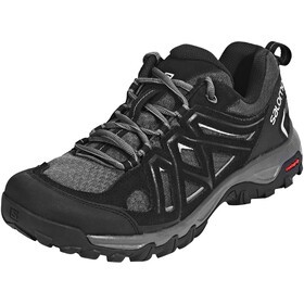 Salomon Evasion 2 Aero Shoes Herren black/magnet/alloy